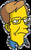 Stephen Hawking Intense Icon