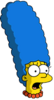 Marge Surprised Icon