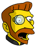 Mastermind Hank Scorpio Surprised Icon