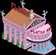 Plato's Republic Casino Menu