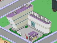 Powell Motors animation
