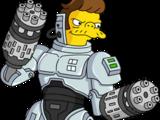 Cyborg Snake