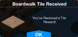 Dive For Booty Boardwalk Tile