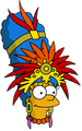 Mayan Marge Icon