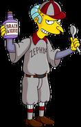 Softball Mr Burns