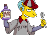 Softball Mr. Burns