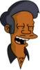 Apu Laughing Icon
