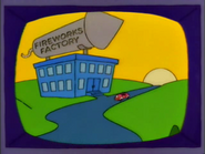 Fireworks Factory in the show