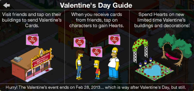 image valentines guide png the simpsons tapped out wiki rh simpsonstappedout wikia com Simpsons Springfield Map Simpsons Springfield Sign