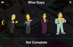 Wise Guys Character Collection 2