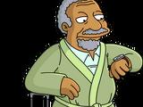 Hibbert's Father