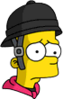 Jockey Bart Sad Icon
