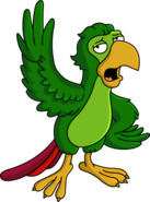Wisecracking Parrot Unlock