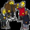 Be Sharps Reunion animated job