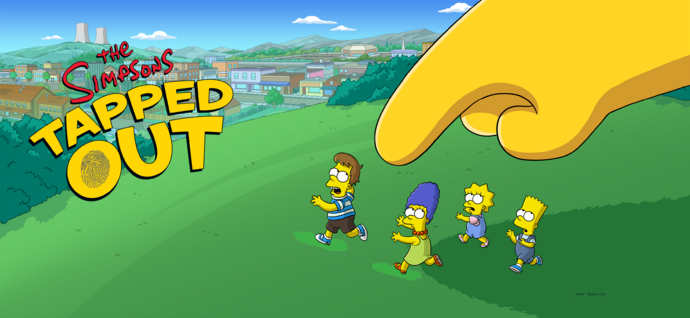 Simpsons Babies 2019 Event Splash Screen
