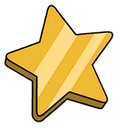 NARA Certification Stars Indicator