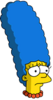 Marge Sad Icon