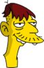 Cletus Smiling Icon