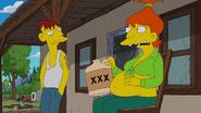Simpson, Cletus e Brandine Spuckler