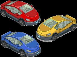 Electric Cars Bundle Menu