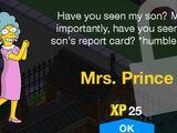 Mrs. Prince