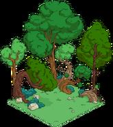 Treestache's Grove Menu