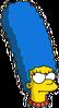 Marge Eyeroll Icon