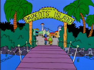 Parents' Island Gate in the show
