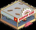 Captain Dodge-Em's Bumper Cars Menu
