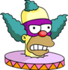 Clownface Menacing Icon