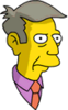 Skinner Annoyed Icon