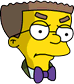 Smithers Annoyed Icon