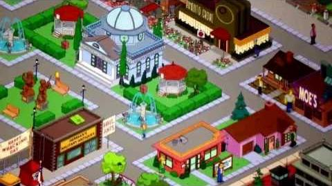 The Simpsons Tapped Out Level 33 update