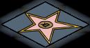 Walk of Fame Star Menu