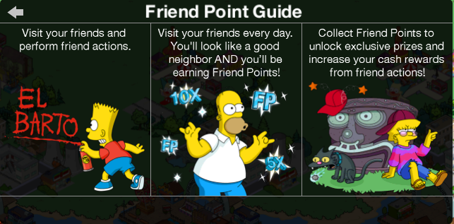 Friend Points | The Simpsons: Tapped Out Wiki | FANDOM