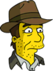 Norbert Sad Icon