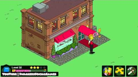 The Simpsons Tapped Out Premium Squeaky Voice Teen