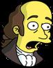 Aaron Burr Surprised Icon