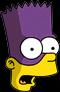 Bartman Surprised Icon