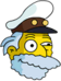 Sea Captain Icon