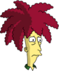Sideshow Bob Sad Icon