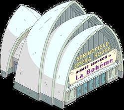Opera House Menu