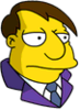 Quimby Deadpan Icon