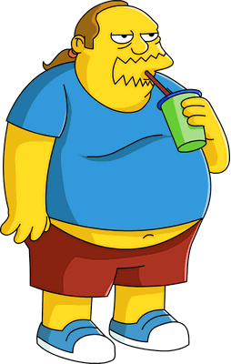 Image  Comic Book Guy Unlockpng  The Simpsons Tapped Out Wiki