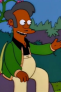 Apu in the show