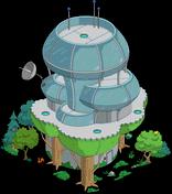 Forest Headquarters Menu