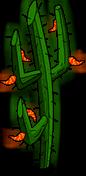 Hellfire Pepper Cactus Menu