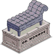 Monroe Tomb Stone Icon