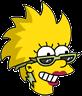 Rockstar Maggie Happy Icon