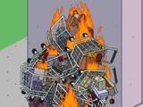 Shopping Cart Pile-Up